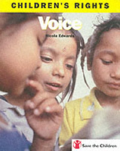 Voice (Children's Rights) N/A edition cover