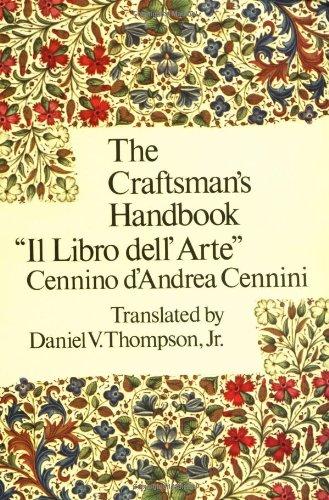 Craftsman's Handbook   1960 edition cover