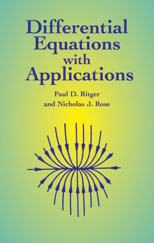Differential Equations with Applications   2000 edition cover