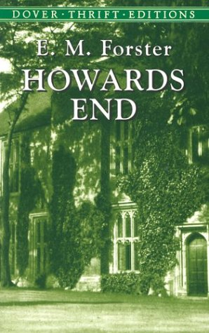 Howards End   2002 edition cover