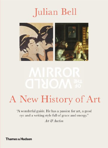 Mirror of the World A New History of Art  2010 edition cover