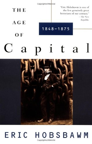 Age of Capital 1848-1875 N/A edition cover