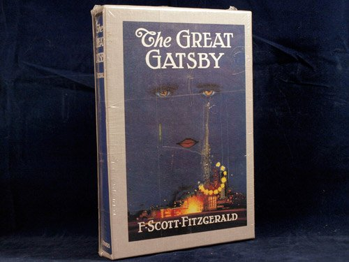 Great Gatsby  N/A edition cover