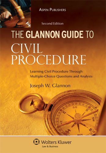 Civil Procedure  2nd 2009 (Student Manual, Study Guide, etc.) edition cover