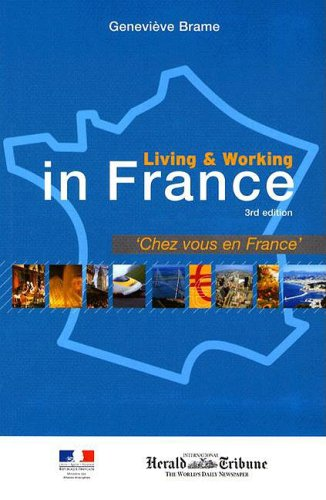 Chez Vous en France  3rd 2004 (Revised) 9780749442545 Front Cover