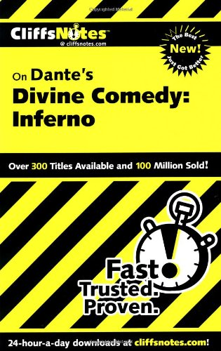 Dante's Divine Comedy Inferno  2001 edition cover