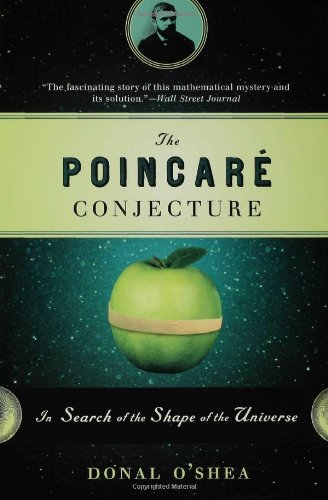 Poincare Conjecture In Search of the Shape of the Universe N/A edition cover