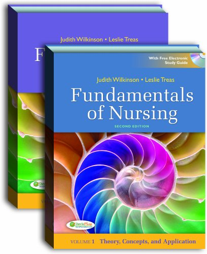 Fundamentals of Nursing  2nd 2010 (Revised) edition cover