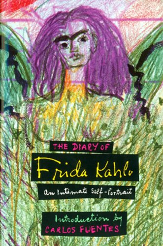 Diary of Frida Kahlo An Intimate Self-Portrait 2nd 2005 edition cover