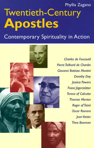 Twentieth-Century Apostles Contemporary Christianity in Action N/A edition cover