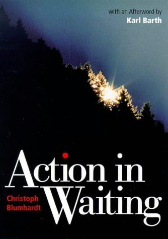 Action in Waiting  3rd 1998 (Revised) 9780874869545 Front Cover