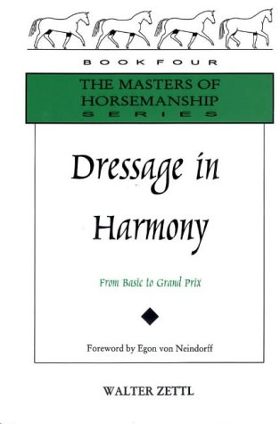 Dressage in Harmony From Basic to Grand Prix  1998 edition cover