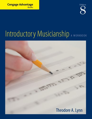 Introductory Musicianship  8th 2012 edition cover