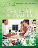 Income Tax Fundamentals 2014 + H&r Block at Home:   2013 edition cover