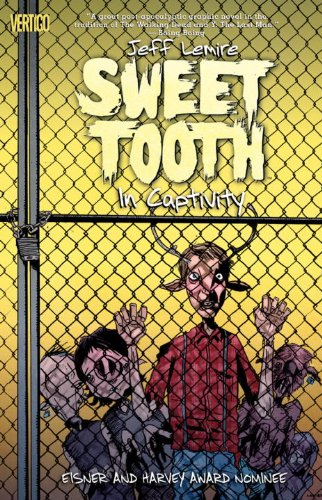 Sweet Tooth In Captivity  2010 9781401228545 Front Cover