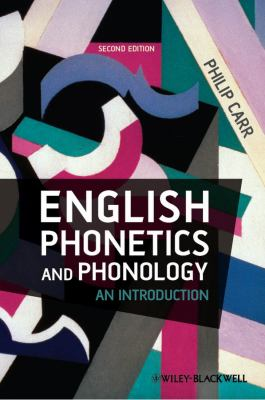 English Phonetics and Phonology An Introduction 2nd 2012 edition cover