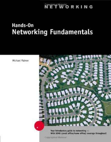 Hands-on Networking Fundamentals   2006 edition cover