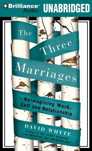 The Three Marriages: Reimagining Work-life Balance  2009 edition cover