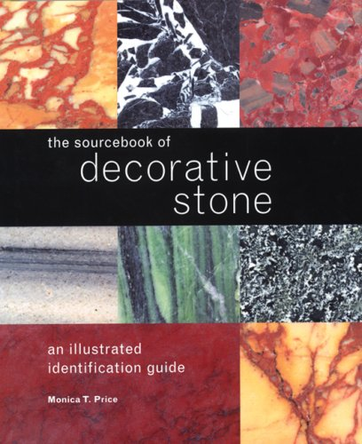 Sourcebook of Decorative Stone An Illustrated Identification Guide  2007 edition cover