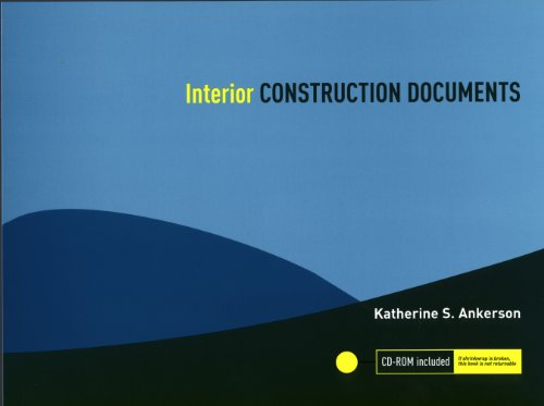 Interior Construction Documents  N/A edition cover