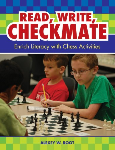 Read, Write, Checkmate Enrich Literacy with Chess Activities  2009 9781591587545 Front Cover
