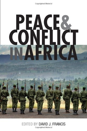 Peace and Conflict in Africa   2008 edition cover
