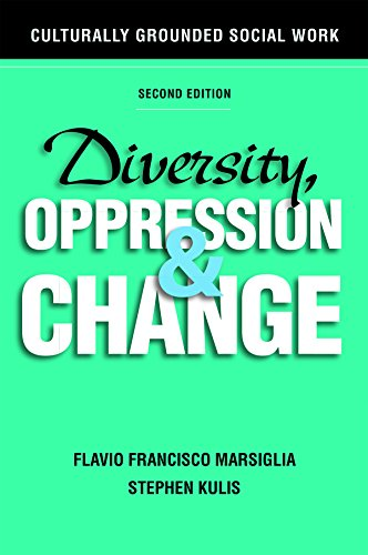 Diversity, Oppression, and Change Culturally Grounded Social Work 2nd 2015 edition cover