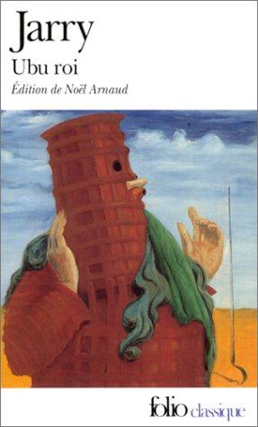 UBU ROI 1st edition cover