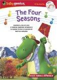 Baby Genius The Four Seasons w/bonus Music CD System.Collections.Generic.List`1[System.String] artwork