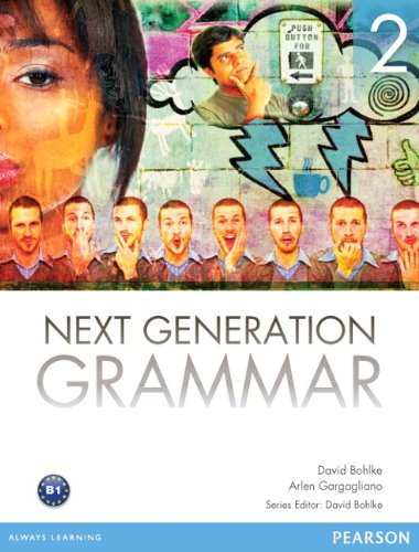 Next Generation Grammar   2013 edition cover
