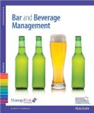 Bar and Beverage Management   2013 edition cover