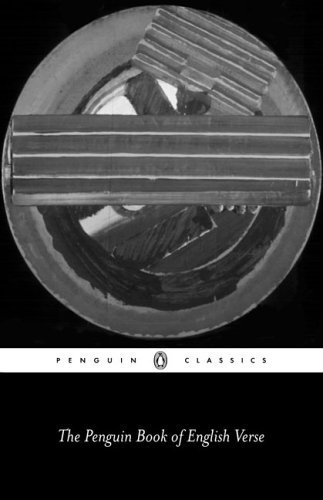 Penguin Book of English Verse   2004 edition cover