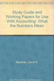 Accounting What the Numbers Mean 4th 1999 (Student Manual, Study Guide, etc.) 9780256268546 Front Cover