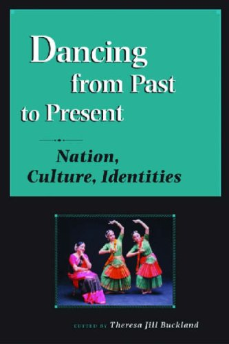 Dancing from Past to Present Nation, Culture, Identities  2006 edition cover