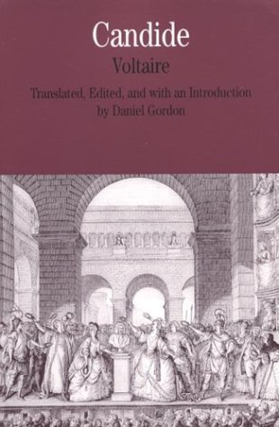 Candide   1999 edition cover