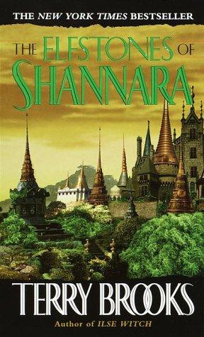 Elfstones of Shannara   1982 edition cover