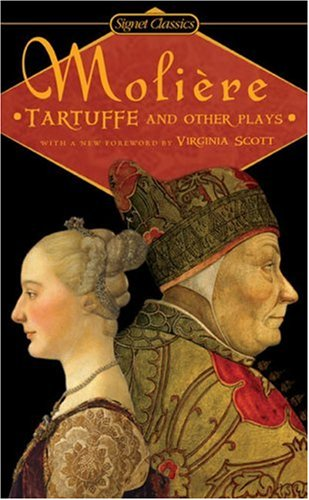 Tartuffe and Other Plays   1967 edition cover