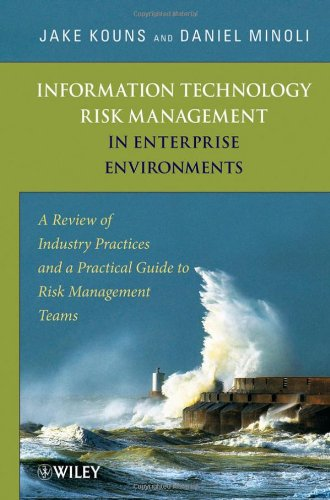 Information Technology Risk Management in Enterprise Environments A Review of Industry Practices and a Practical Guide to Risk Management Teams  2010 edition cover