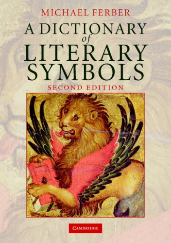 Dictionary of Literary Symbols  2nd 2007 (Revised) edition cover