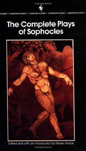 Complete Plays of Sophocles  N/A edition cover