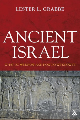 Ancient Israel What Do We Know and How Do We Know It?  2007 edition cover