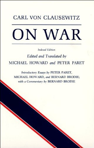 On War   1989 edition cover