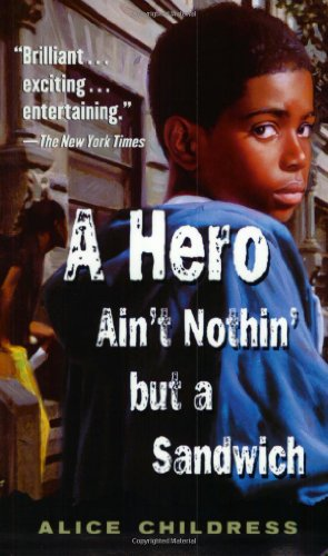 Hero Ain't Nothin but a Sandwich   2000 edition cover