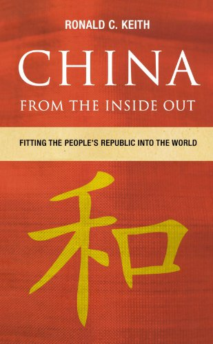 China from the Inside Out Fitting the People's Republic into the World  2009 9780745328546 Front Cover
