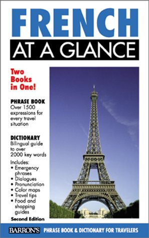 French at a Glance 3rd 2000 9780764112546 Front Cover