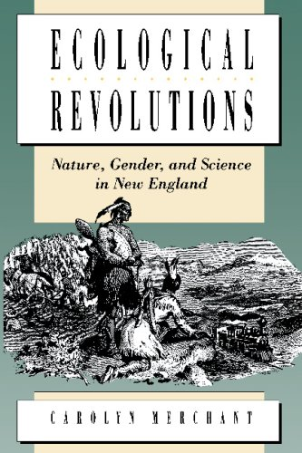 Ecological Revolutions Nature, Gender, and Science in New England N/A edition cover