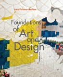 Foundations of Art and Design + Coursemate Printed Access Card:   2014 edition cover