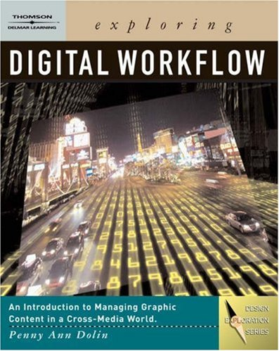 Exploring Digital Workflow   2006 edition cover