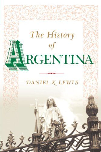 History of Argentina   2003 (Revised) edition cover