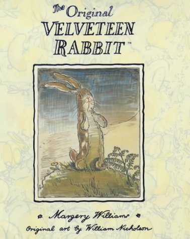 Velveteen Rabbit   2004 9781405210546 Front Cover